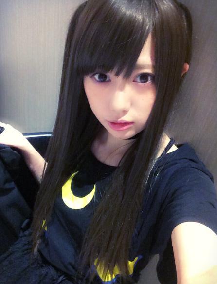 篠崎こころ 髪型