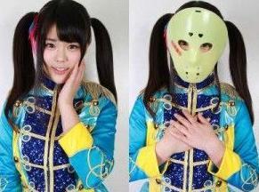 仮面女子 メンバー