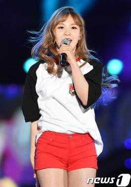Red Velvetウェンディ 英語