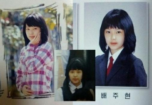 Red Velvetアイリン 過去写真