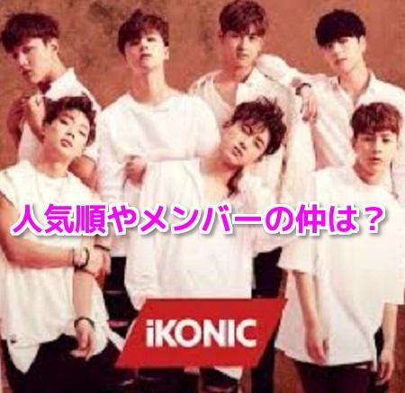 iKON(アイコン)