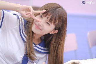 アイドル学校(韓国Ment)メンバー ソン・ハヨン