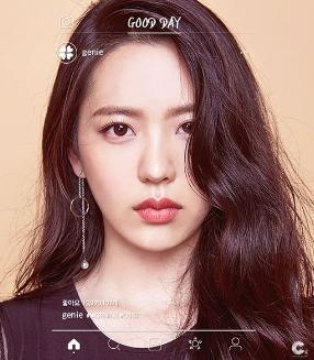 GOOD DAY(韓国) メンバー