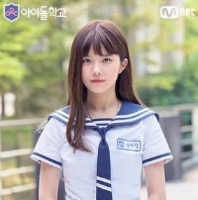 fromis(アイドル学校)メンバー ソン・ハヨン