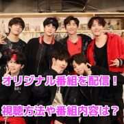 We Love BTS(防弾少年団オリジナル番組)