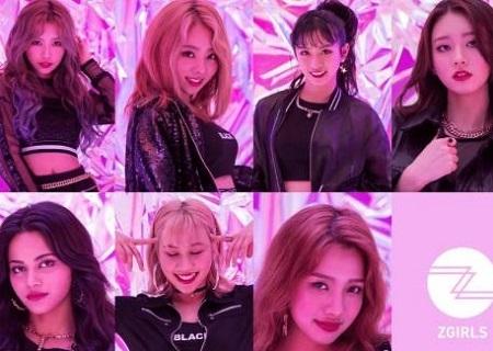 Z-GIRLSメンバープロフィール&川村真洋加入理由は?日本デビューはいつ!?