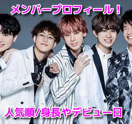 New Unit Project2020のメンバープロフィール!人気順や身長/デビュー日・曲も