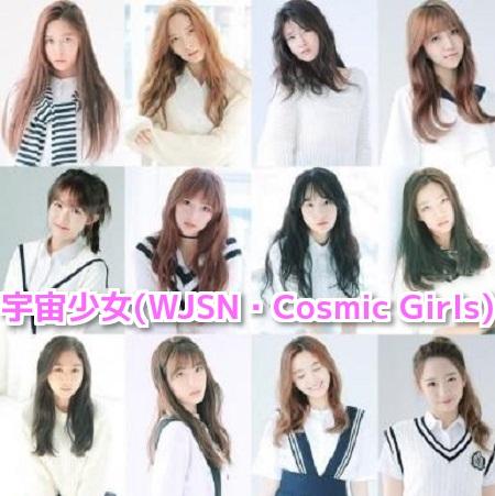 宇宙少女(WJSN・Cosmic Girls)のメンバー人気順や見分け方は?整形の噂も