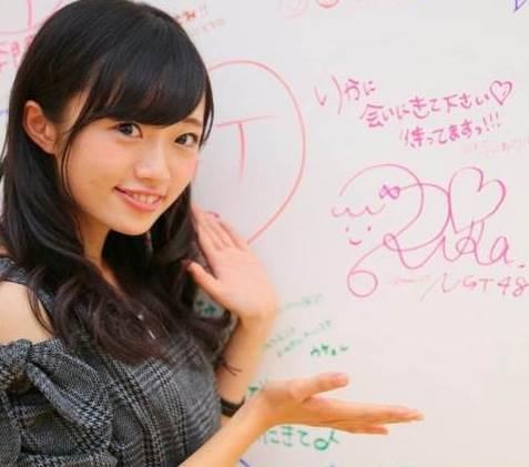 中井りか(NGT48) 紅白選抜