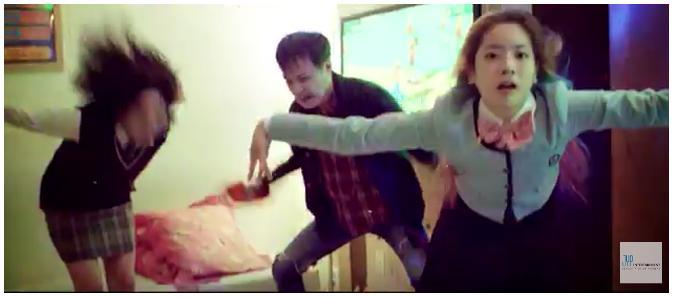 TWICEダヒョン 鷲ダンス