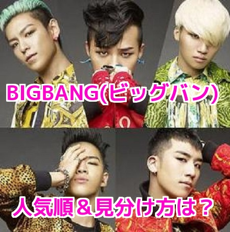 BIGBANG(ビッグバン)