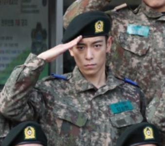 BIGBANGトップ 兵役復帰