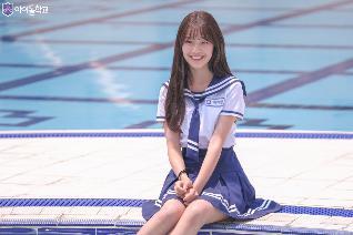 アイドル学校(韓国Ment)メンバー ペク・ジホン