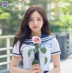 fromis(アイドル学校)メンバー パク・ジウォン