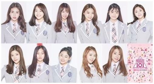 MAMA2017 受賞者結果IOI