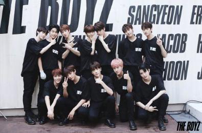 The Boyz(ザボーイズ)メンバー 日本デビュー