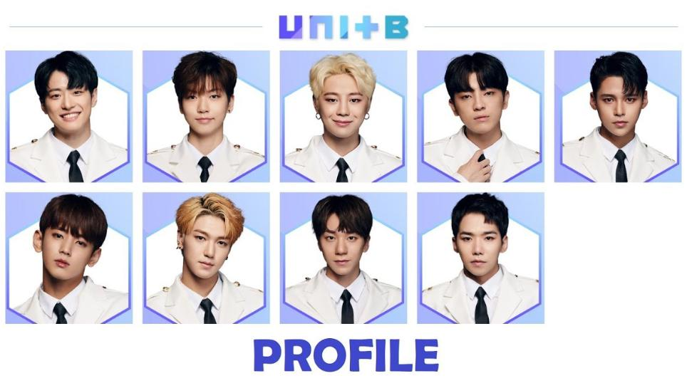 THE UNIT B 活動期間