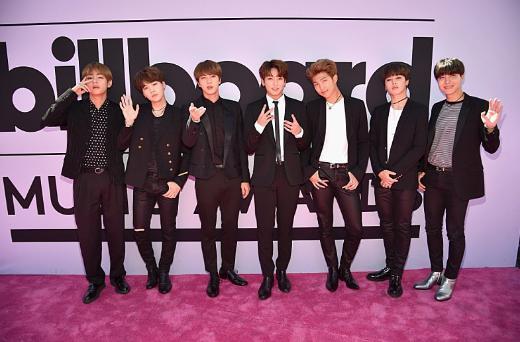 ビルボードミュージックアワード2018 BTS