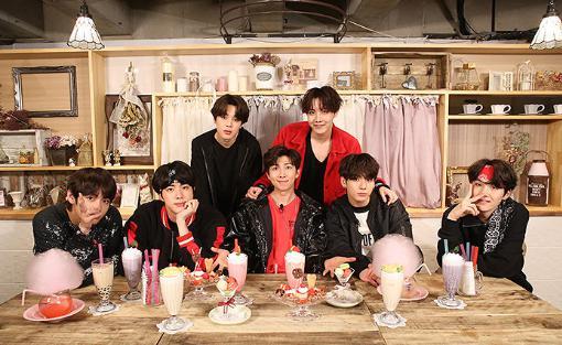 We Love BTS(防弾少年団オリジナル番組) 番組内容