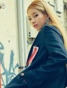(G)I-DLE(アイドゥル)メンバー ソヨン