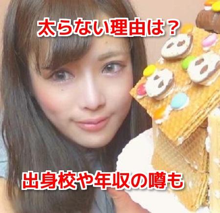 さなっち(大食い)