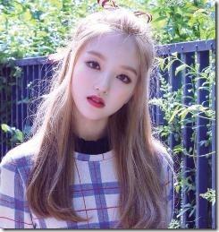 今月の少女(LOONA)メンバーゴウォン