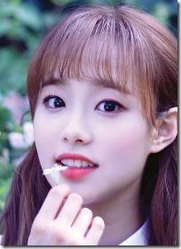 今月の少女(LOONA)メンバーチュー