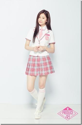IZONE(アイズワン)メンバー順位11位