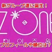 IZONE(アイズワン)