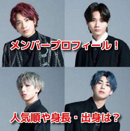 OWV(オウブ) メンバープロフィール 人気順 身長 デビュー日 デビュー曲